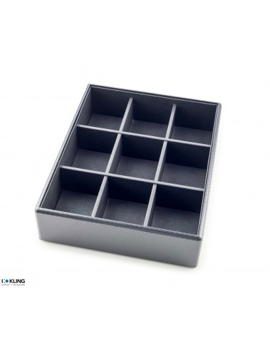 Tray for watches 4843 with 24 compartments