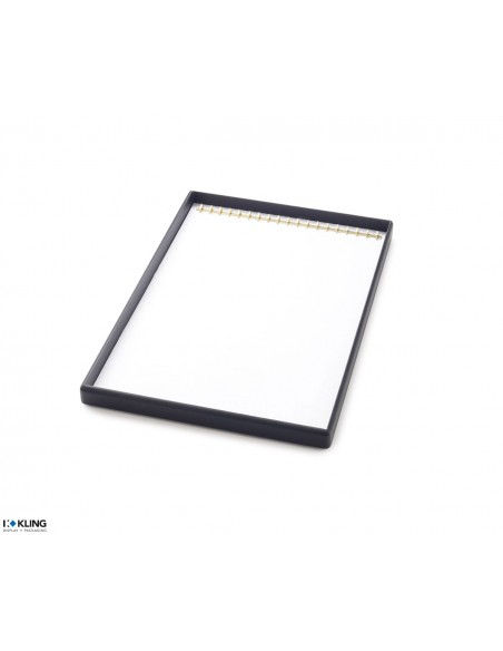Chain tray 3521G, strip of 19 hooks