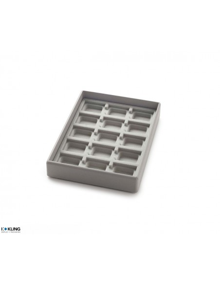 Vacuum-formed insert 3084XV with15 deep compartments