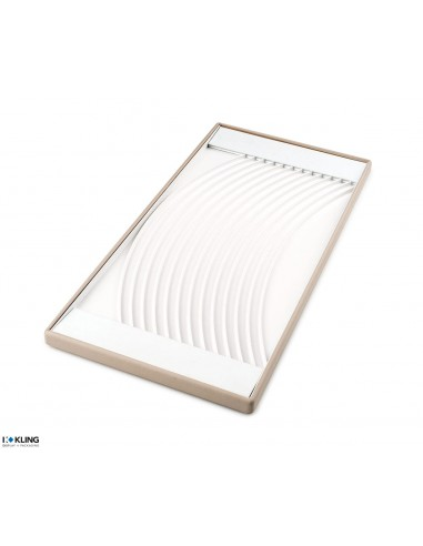 Tray for necklaces 4237 with 12 grooves