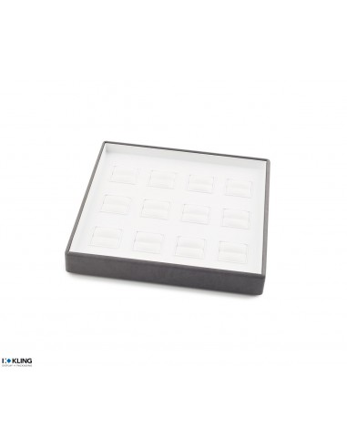 Ring tray 4115 with 12 containers