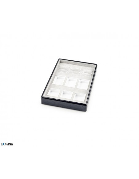 Set tray 4753 with 9 compartments