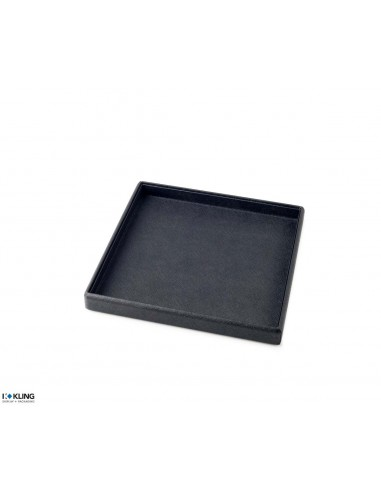 Empty tray 4100C with 1 lined compartment