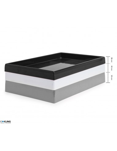 Stackable tray 3901/3902