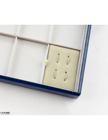 100x Pad 5O/A4 for cufflinks - 52x70 mm