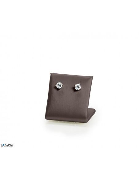 Earring Stand DE62O6, brown