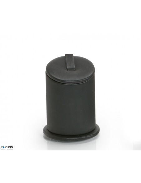 Stand DE62R3 for single ring, black