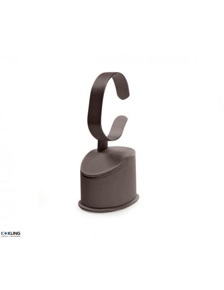 Watch stand / Stand for bracelet DE62U1, brown