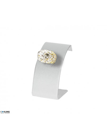 Stand for single ring DE30R1, white