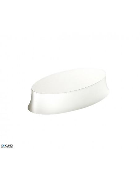 Presentation plinth DE56/5, white