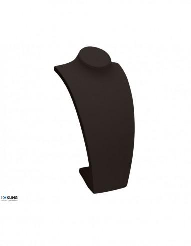 Necklace Bust DE42B5 - 265x245x490 mm, brown