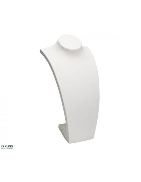 Necklace Bust DE42B5 - 265x245x490 mm, cream