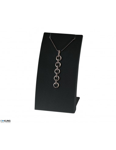 Stand for necklace DE42C1 - 70x60x120 mm, brown