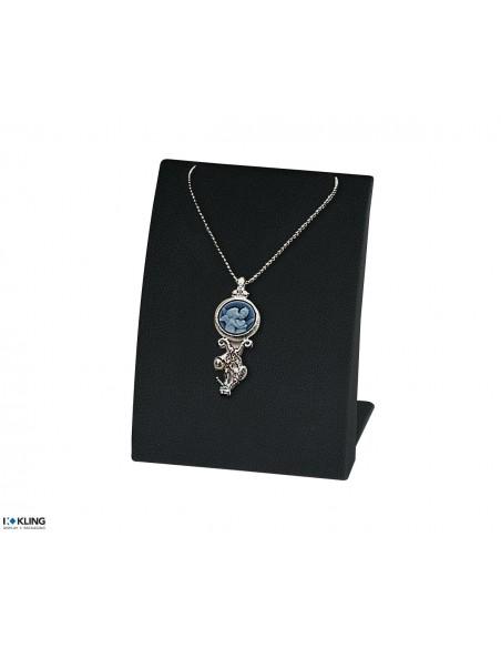 Stand for necklace DE42C2 - 70x50x85 mm, black