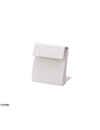 Earring Stand DE42O2 - 55x40x63 mm, white