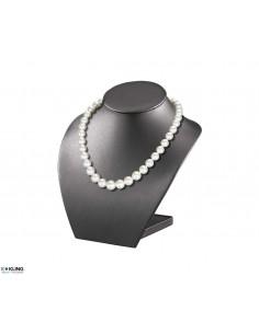 Necklace Bust DE30B1, black
