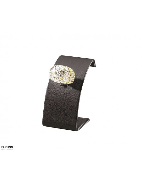 Stand for single ring DE30R1, black
