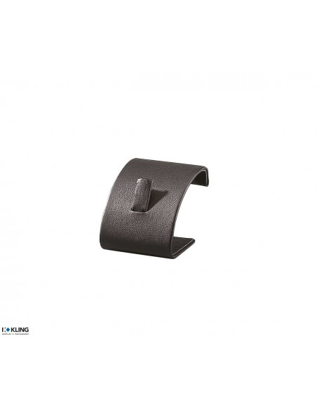 Stand for single ring DE30R3, black