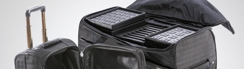 Rebra Extralight - Série de plateaux et de valises
