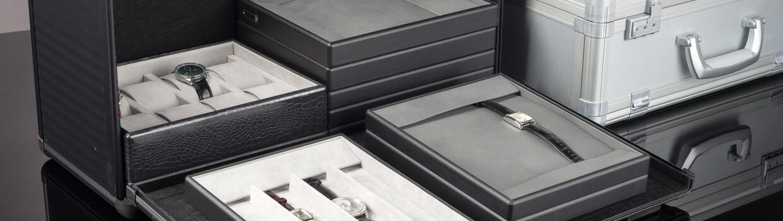 Koffer- und Ladenserie Vario Lux