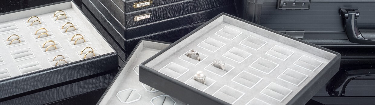 Trays for Rings