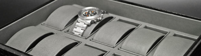 Plateaux de présentation pour montres