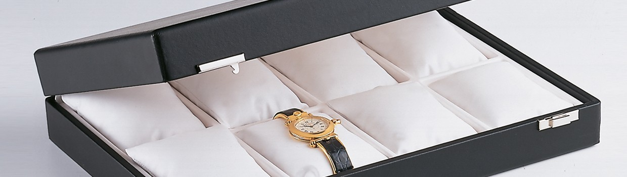 Kling presentation boxes - perfect presentation of jewelry and watches